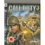 PS3: Call of Duty 3 (Z2)