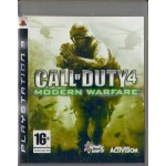 PS3:  Call of Duty 4 Modern Warfare