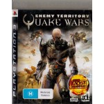 PS3: ENEMY TERRITORY QUAKE WARS (Z4)