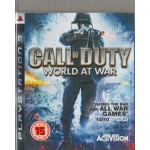 PS3: Call of Duty World at War (Z2)