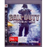 PS3: Call of Duty World At War
