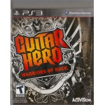PS3: Guitar Hero Warriors of Rock (Z1)