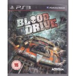 PS3: Blood Drive