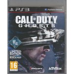 PS3: Call of Duty Ghosts Free Fall Edition