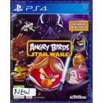 PS4: Angry Birds. Star Wars