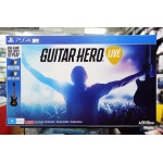 PS4: GUITAR HERO LIVE (WITH GUITAR CONTROLLER) (Z4)