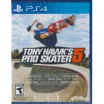 PS4: Tony Hawk's Pro Skater 5 [Z3]