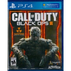 PS4: Call of Duty: Black Ops III [Z3]