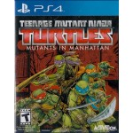 PS4: TEENAGE MUTANT NINJA TURTLES: MUTANTS IN MANHATTAN (R3)(EN)