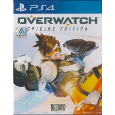 PS4: Overwatch (Origins Edition) (R3)(EN)