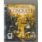 PS3: Lord Of The Rings Conquest  (Z2)