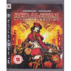 PS3: Command & Conquer Red Alert 3 Ultimate