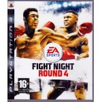 PS3: Fight Night Round  4