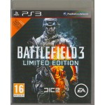 PS3: Battlefield 3 Limited Edition (Z2)