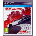 PS3: Need for Speed Most Wanted