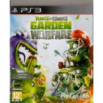 PS3: PLANTS VS ZOMBIES GARDEN WARFARE (Z3)