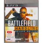 PS3: Battlefield Hardline [Deluxe Edition][Z3]