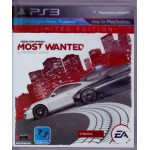 PS3: Need for Speed Most Wanted Limited Edition