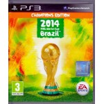 PS3: 2014 FIFA World Cup Brazil Champions Edition