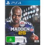 PS4: Madden NFL 25 (Z4)