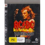 PS3: Rock Band AC/DC (Z4)