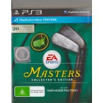 PS3: Tiger Woods PGA Tour 13 Master's Collector's Edition (Z4)