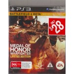 PS3: Medal of Honor Warfighter Limited Edition (Z4)