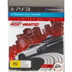 PS3: Need for Speed Most Wanted Limited Edition (Z4)