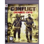 PS3: Conflict denied ops