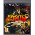 PS3: Need For Speed The Run  Limited Edition