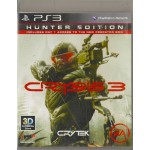 PS3: CRYSIS 3 HUNTER EDITION (Z3)