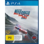 PS4: Need for Speed Rivals (Z4)