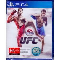 PS4: UFC