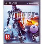 PS3: Battlefield  4