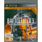 PS3: Battlefield 3 Premium Edition (Z3)