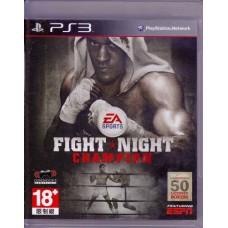 PS3: Fight Night Champion