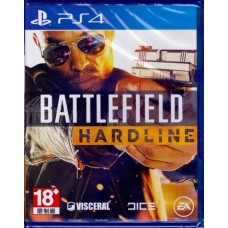 PS4: Battlefield: Hardline(z-3)