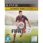 PS3: FIFA 15 Ultimate Team Edition (Z3)