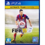 PS4: FIFA 15 Ultimate Team Edition