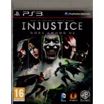 PS3: Injustice Gods Among (Z2)