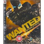 PS3: Wanted Weapons Of Fate (Z2)