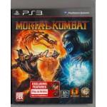 PS3: Mortal Komba