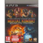 PS3: Mortal Kombat Komplete Edition (Z2)