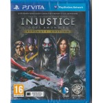 PSVITA: Injustice Gods Among Ultimate Edition