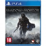 PS4:Middle-Earth Shadow of Mordor (Z3)