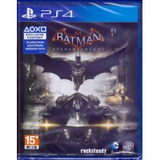 PS4: Batman Arkham Knight (Z-3)