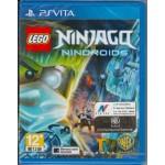 PSVITA: Lego Ninjaga