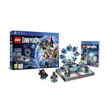 PS4: LEGO DIMENSIONS STARTER PACK (Z-2)(EU)