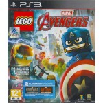 PS3: LEGO MARVEL'S AVENGERS (R3)(EN)