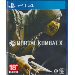PS4: Mortal Kombat X (Z3)